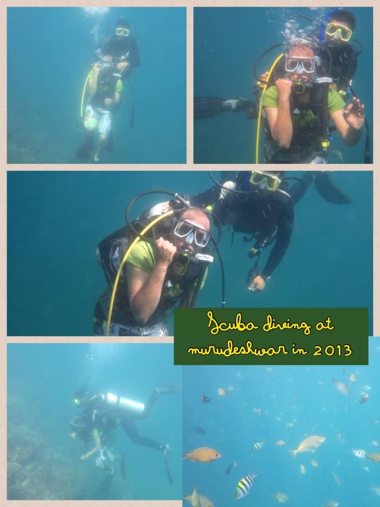 2013 scuba diving