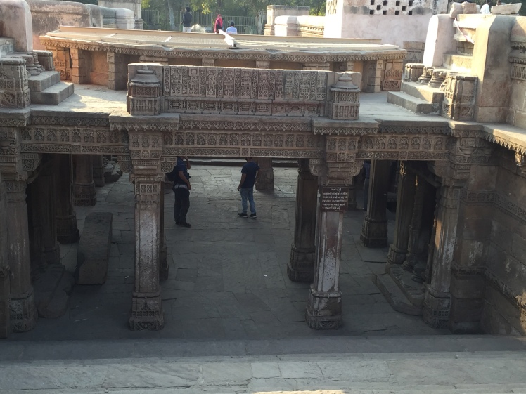 adalaj - view from the front