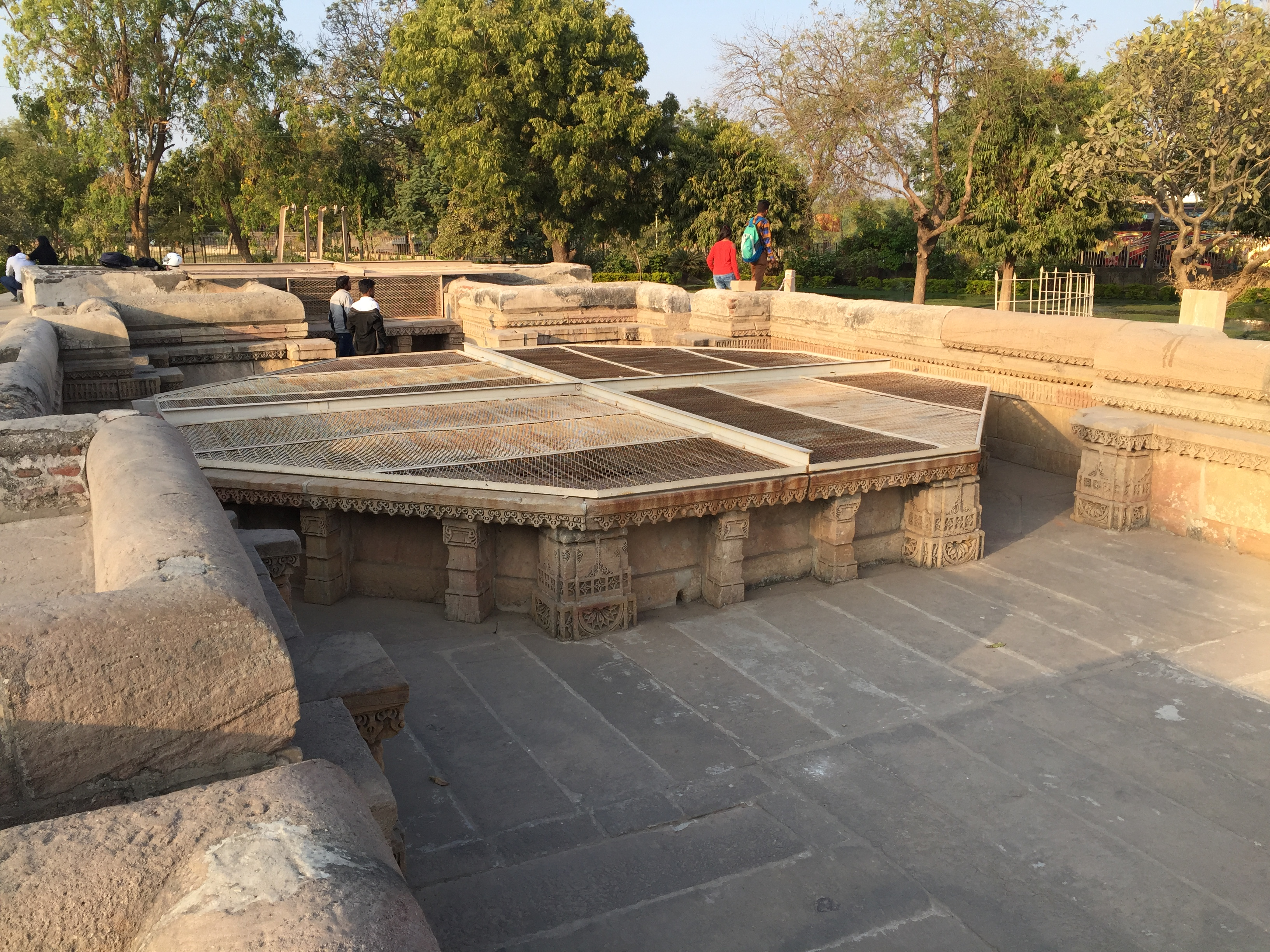 adalaj - view on top