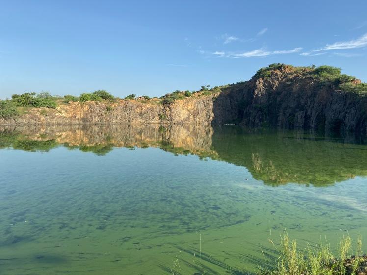 Ottiyambakkam quarry