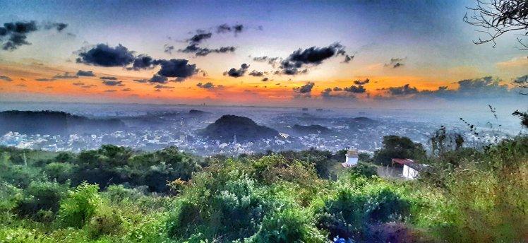 pallavaram hill top views (1)