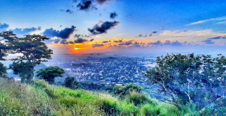 pallavaram hill top views (2)