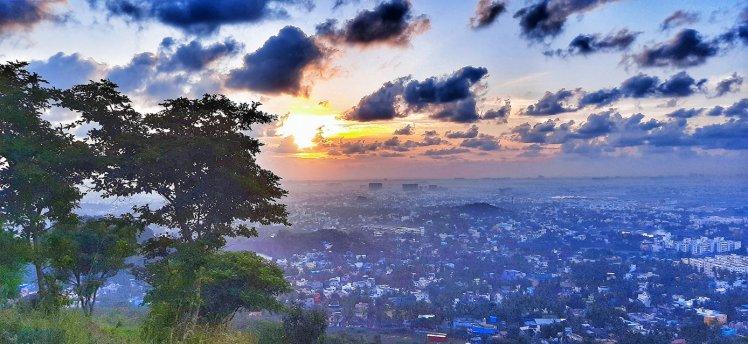 pallavaram hill top views (4)