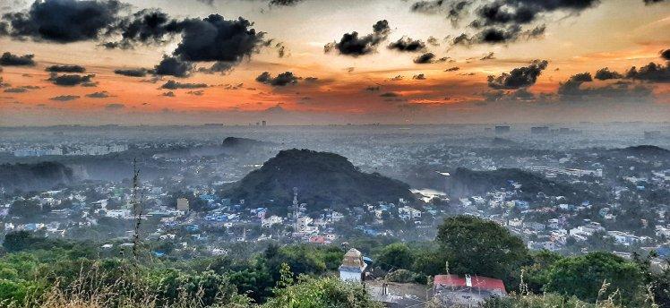 pallavaram hill top views (8)